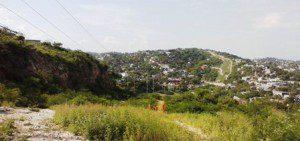 Asentamientos irregulares cerca del derecho de vía de Pemex (1)