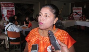 Inician acciones Naranjas en Juchitán. (2)