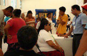 Apoya brigada Tannos y Chávez a cientos de personas en El Espinal (2)