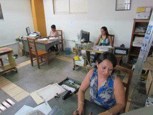 Legan a Juchitán Brigadas del Registro Civil.2