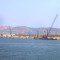 Reanudarán trabajos de acarreo rocas a la Administración Portuaria Integral.