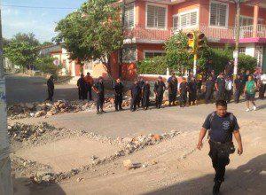 Se impone autoridad en Juchitán.