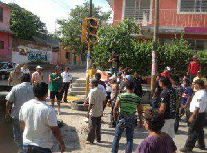 Se impone autoridad en Juchitán.4
