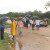 Bloquean habitantes de Boca del Río el basurero Municipal (4)