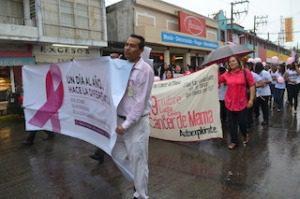 18 OCT 2014 DIA INTERNACIONAL DE LUCHA CONTRA EL CANCER DE MAMA (1)