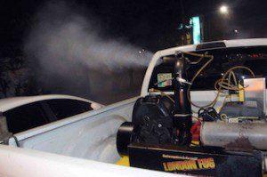 30 de octubre 14 actividades de nebulizacion en panteones por personal de vectores