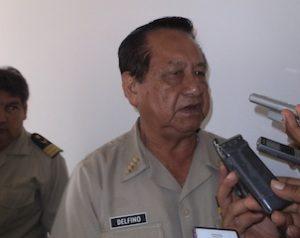 Delfino Cruz Santos capitan de puerto
