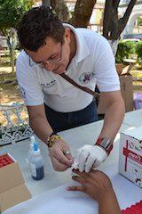 10 NOV 2014 JORNADA DE DETECCION DE VIH SIDA (1)