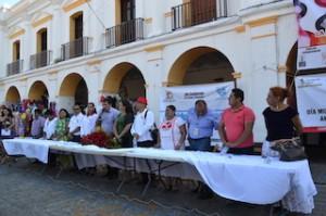1 DIC 2014 ACTIVIDADES POR EL DIA MUNDIAL DE LA LUCHA CONTRA EL SIDA (1)