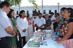 1 DIC 2014 ACTIVIDADES POR EL DIA MUNDIAL DE LA LUCHA CONTRA EL SIDA (3)