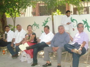 Inaugura casa de gestión la Diputada Libia Cortez Bustillo. 4