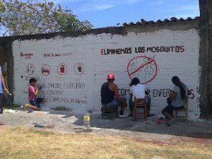 19 DE ENERO DE 2015.- la participación de la población es un factor determinante para limitar la dispersión del  Virus Chikungunya(1)