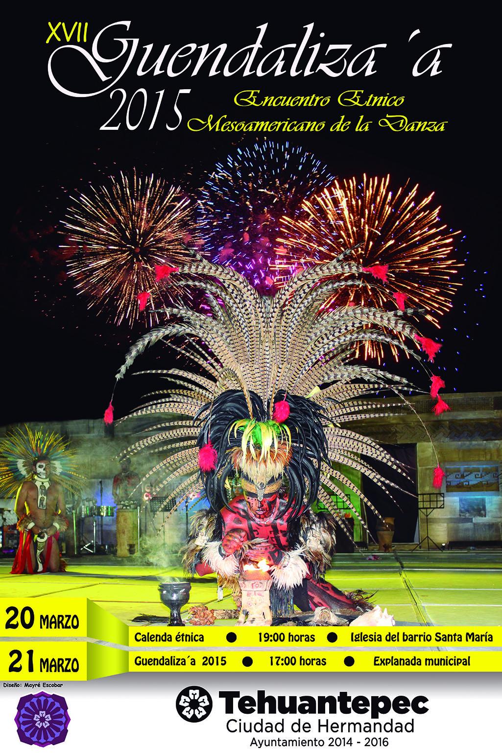 CARTEL GUENDALIZAA 2015 copia