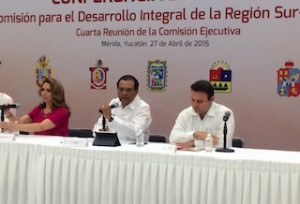 reunión conago Mérida