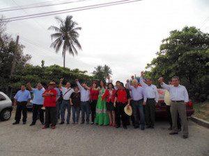 Cetemistas de MatÃ-as Romero se sumaron a la candidatura de Yarith Tannos para llevarla al triunfo y convertise en la próxima diputada federal por el VII distrito electoral