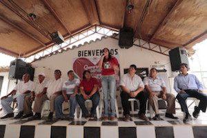 """EN ESTE ACTO PARTICIPARON LOS 11 COMITES DE UNIÃ""""N HIDALGO"""