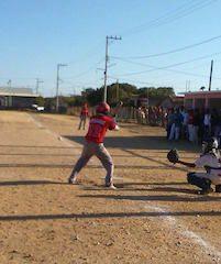 beisbol la ventosa