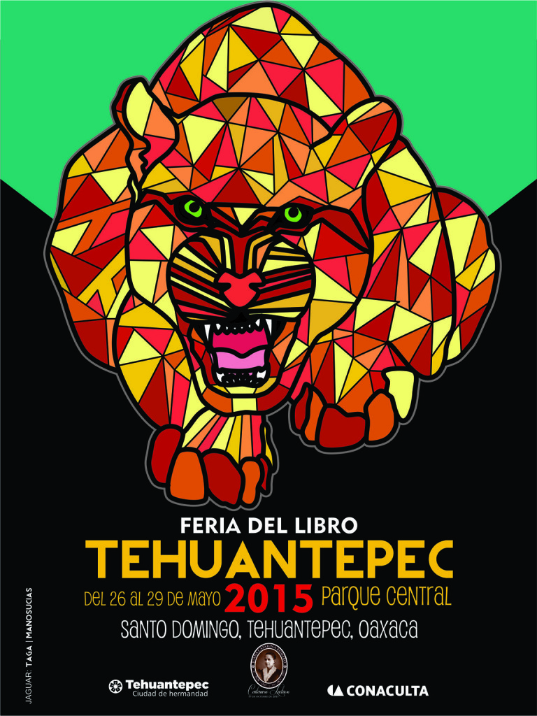 flyer CARTEL feria del libro 2015 copia