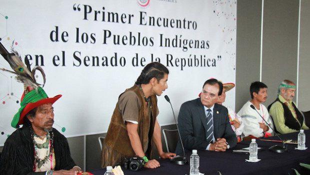 encuentro pueblos indígenas
