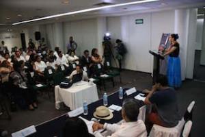 Inauguración foro participación indígena en proceso políticos-13