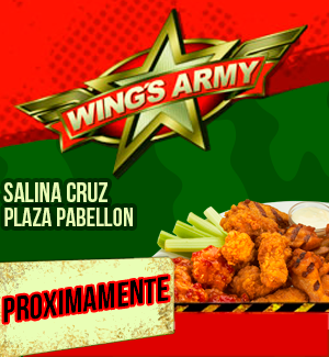 Wings Army Salina Cruz