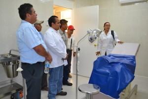 04 OCTUBRE 2015 Inaugura SSO Centro de Salud en Benito Juárez, San Miguel Chimalapa (2)